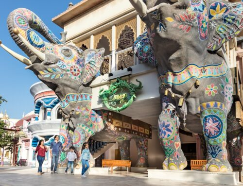 Experience amazing at Dubai Parks and Resorts
